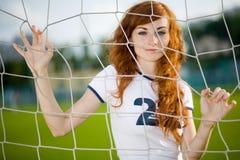 όμορφο κορίτσι υγιές Στοκ εικόνες με δικαίωμα ελεύθερης χρήσης