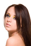όμορφο κορίτσι Στοκ εικόνα με δικαίωμα ελεύθερης χρήσης