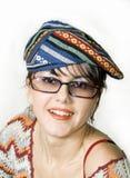 όμορφο κορίτσι hippy Στοκ εικόνες με δικαίωμα ελεύθερης χρήσης