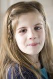 Όμορφο κορίτσι liitle πορτρέτου στοκ εικόνες