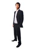όμορφο κοστούμι ατόμων πο&upsi στοκ φωτογραφία με δικαίωμα ελεύθερης χρήσης