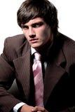 όμορφο κοστούμι ατόμων Στοκ εικόνα με δικαίωμα ελεύθερης χρήσης