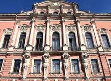 όμορφο κτήριο παλαιό Στοκ φωτογραφία με δικαίωμα ελεύθερης χρήσης