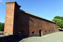 όμορφο κτήριο παλαιό Στοκ Εικόνες