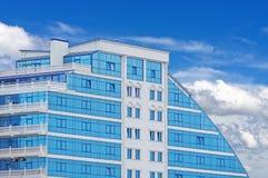 όμορφο κτήριο σύγχρονο Στοκ φωτογραφία με δικαίωμα ελεύθερης χρήσης