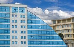 όμορφο κτήριο σύγχρονο Στοκ Εικόνες
