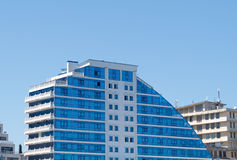 όμορφο κτήριο σύγχρονο Στοκ εικόνες με δικαίωμα ελεύθερης χρήσης
