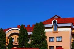 όμορφο κτήριο Στοκ φωτογραφία με δικαίωμα ελεύθερης χρήσης