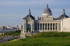 Όμορφο κτήριο Kazan Στοκ Φωτογραφία