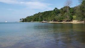 όμορφο κύμα άμμου θάλασσας και θαυμάσιες παραλίες απόθεμα βίντεο