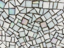 Όμορφο λαμπρό υγρό υπόβαθρο σύστασης φιαγμένο από επικεράμωση στα διαφορετικές χρώματα και τις μορφές στοκ εικόνες