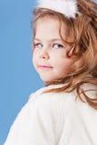 όμορφο λευκό κοριτσιών φ&omic Στοκ φωτογραφίες με δικαίωμα ελεύθερης χρήσης
