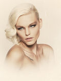 όμορφο μοντέλο Στοκ φωτογραφία με δικαίωμα ελεύθερης χρήσης