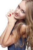 όμορφο ξανθό ευρωπαϊκό κορ Στοκ φωτογραφία με δικαίωμα ελεύθερης χρήσης