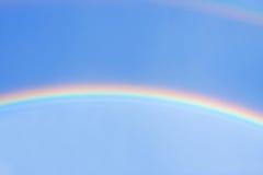 Όμορφο ουράνιο τόξο Στοκ Φωτογραφία