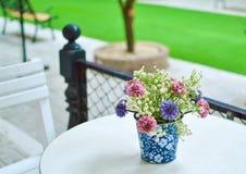 όμορφο λουλούδι ανθοδ&eps στοκ φωτογραφίες
