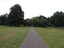 Όμορφο πάρκο στην πόλη του Λονδίνου Στοκ Εικόνα