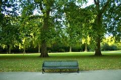 όμορφο πάρκο Στοκ Εικόνες