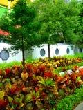 Όμορφο πάρκο Στοκ εικόνα με δικαίωμα ελεύθερης χρήσης