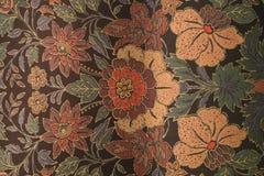 Όμορφο παλαιό ζωηρόχρωμο μοτίβο υφάσματος Στοκ φωτογραφία με δικαίωμα ελεύθερης χρήσης