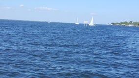 όμορφο πανί ημέρας Στοκ εικόνες με δικαίωμα ελεύθερης χρήσης