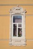 όμορφο παράθυρο Στοκ Εικόνα