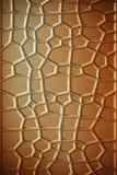Όμορφο παραμετρικό χρυσό τρισδιάστατο υπόβαθρο, ανώμαλο πλέγμα ελεύθερη απεικόνιση δικαιώματος