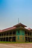 Όμορφο παλάτι αρχιτεκτονικής AF Mrigadayavan, προηγούμενος ένας βασιλικός σχετικά με Στοκ εικόνα με δικαίωμα ελεύθερης χρήσης