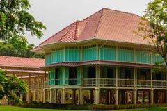 Όμορφο παλάτι αρχιτεκτονικής AF Mrigadayavan, προηγούμενος ένας βασιλικός σχετικά με Στοκ εικόνες με δικαίωμα ελεύθερης χρήσης