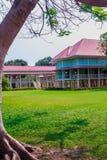 Όμορφο παλάτι αρχιτεκτονικής AF Mrigadayavan, προηγούμενος ένας βασιλικός σχετικά με Στοκ Φωτογραφία