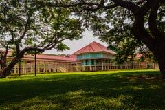Όμορφο παλάτι αρχιτεκτονικής AF Mrigadayavan, προηγούμενος ένας βασιλικός Στοκ Φωτογραφία