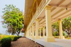 Όμορφο παλάτι αρχιτεκτονικής AF Mrigadayavan, προηγούμενος ένας βασιλικός Στοκ εικόνα με δικαίωμα ελεύθερης χρήσης