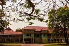 Όμορφο παλάτι αρχιτεκτονικής AF Mrigadayavan, προηγούμενος ένας βασιλικός σχετικά με Στοκ Φωτογραφίες