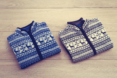 Όμορφο παλτό ή σακάκι μόδας Στοκ εικόνα με δικαίωμα ελεύθερης χρήσης