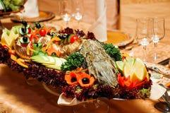Όμορφο πιάτο Στοκ Εικόνες