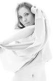 όμορφο πορτρέτο κοριτσιών Στοκ εικόνες με δικαίωμα ελεύθερης χρήσης