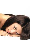 όμορφο πρόσωπο Στοκ φωτογραφία με δικαίωμα ελεύθερης χρήσης