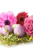 όμορφο ροζ Πάσχας διακοσμήσεων Στοκ φωτογραφία με δικαίωμα ελεύθερης χρήσης