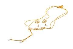όμορφο σκουλαρίκι αλυ&sigm Στοκ φωτογραφίες με δικαίωμα ελεύθερης χρήσης