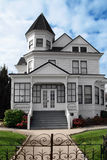 όμορφο σπίτι βικτοριανό στοκ φωτογραφία με δικαίωμα ελεύθερης χρήσης