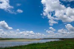 όμορφο σύννεφο Στοκ εικόνες με δικαίωμα ελεύθερης χρήσης