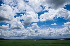 όμορφο σύννεφο Στοκ φωτογραφία με δικαίωμα ελεύθερης χρήσης