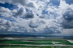 όμορφο σύννεφο Στοκ φωτογραφίες με δικαίωμα ελεύθερης χρήσης