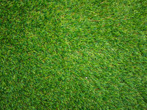 Όμορφο τεχνητό πράσινο υπόβαθρο σύστασης χλόης Στοκ Εικόνες