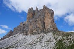 Όμορφο τοπίο βουνών στοκ φωτογραφία