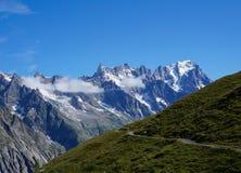 Όμορφο τοπίο βουνών στοκ εικόνα με δικαίωμα ελεύθερης χρήσης