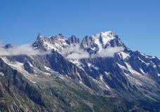 Όμορφο τοπίο βουνών στοκ εικόνες