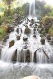 Όμορφο τοπίο καταρρακτών σε Mussoorie Ινδία Στοκ φωτογραφία με δικαίωμα ελεύθερης χρήσης