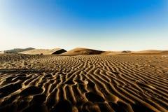 Όμορφο τοπίο κρυμμένου Vlei στην έρημο Namib Στοκ Εικόνα