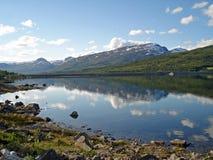 όμορφο τοπίο Νορβηγία Στοκ Φωτογραφίες